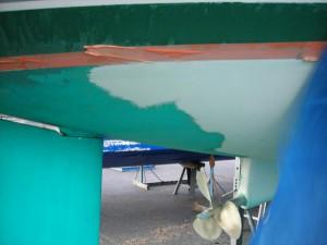 aerogommage antifouling hydrogommage