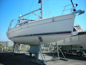 decapage antifouling hydrogommage