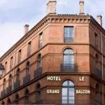 hotel du grand balcon nettoyage