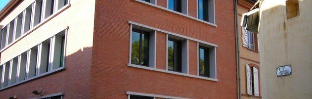 nettoyage de façade en brique