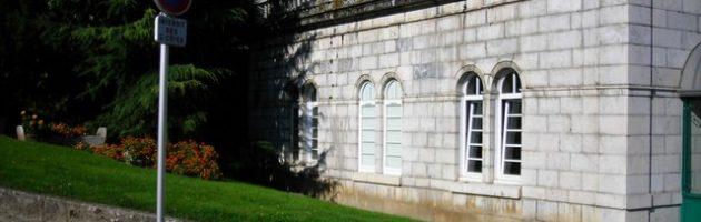 nettoyage façade pierre